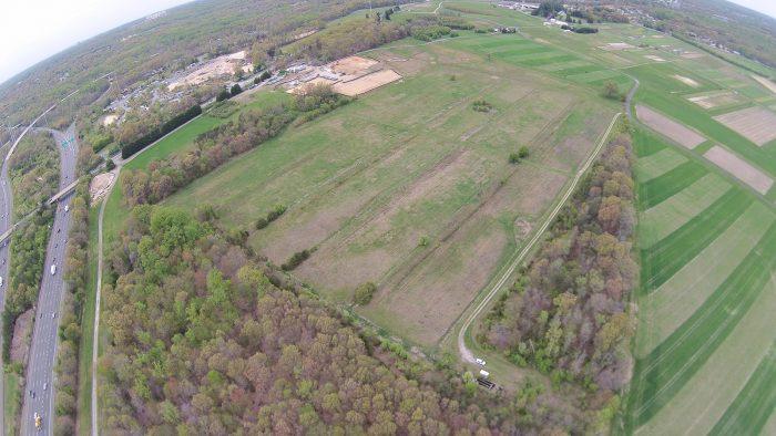 USDA BARC aerial view
