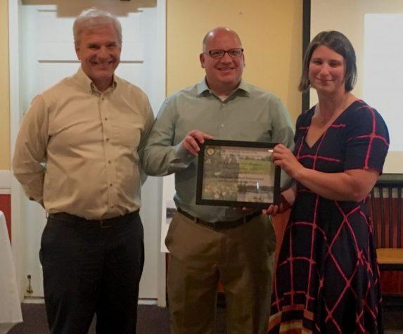 Pin Oak Forest Award