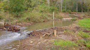 Bacon Ridge Branch Stream Restoration